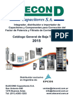 00-Catalogo General Elecond Bt 2015
