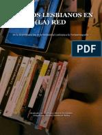 Moreno Hernández-Domenech Ibáñez - Cuerpos Lesbianos en La Red