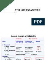 Analisis Data Nonpar