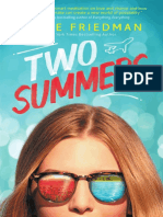 Two Summers (Excerpt)