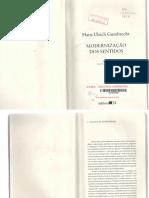GUMBRECHT, Hans Ulrich. Cascatas Da Modernidade