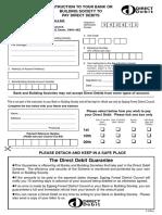 CouncilTax DD Form