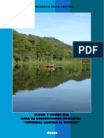 Inventario de Flora y Fauna OCONAL
