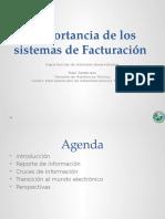 Tema 1 La Importancia de Los Sistemas de Facturación