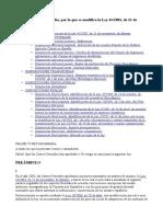 Ley 21.2015 de Modificación de La Ley de Montes