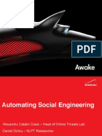 Automating Social Engineering