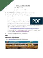 How to Fill Onlinehajj