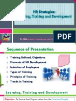 HR Strategies S3 LT&D ST