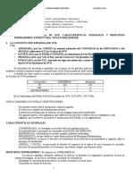 Tema Constitucion Española