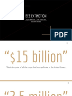 beesentation- bee extinction - carter chavez and kristianne navarro  1