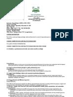 syllabus-3010 2014- wed- draft 1   1