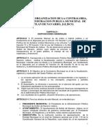 Manual Contraloria Municipal