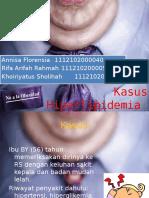 Kasus hiperlipidemia