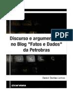 Discurso e Argumentação no Blog Fatos e Dados da Petrobras