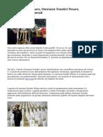 Servizi Funebri Pesaro, Onoranze Funebri Pesaro, Organizzazione Funerali