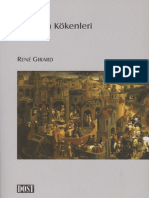 Rene Girard - Kültürün Kökenleri
