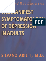 Manifest Symptomatology of Depression in Adults