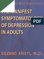 Manifest Symptomatology of Depression in Adults