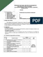 17. Metodología de Estudio e Investigación