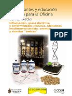 Interrogantes y Educación Sanitaria para la Oficina de Farmacia