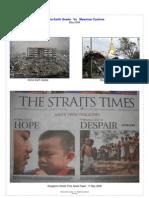 China Earth Quake   Vs   Myanmar Cyclone[1]