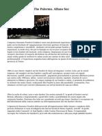 Onoranze Funebri The Palermo. Alfano Snc