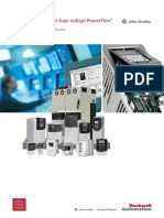 Variadores de CA de Bajo Voltaje Powerflex