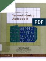 Problemario de Termodinamica Aplicada II
