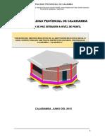 PERFIL CREACION DE SERVICIO DE EDUCACION INICIAL
