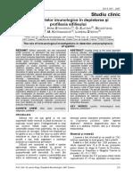 Rolul Testelor Imunologice in Depistarea
