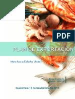 Plan Exportacion Mero Usa