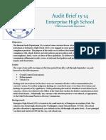 EHS Audit Report
