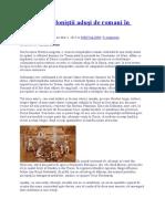 Cine Erau Coloniștii Aduși de Romani În Dacia