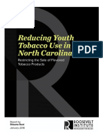 Reducing Youth Tobacco Use