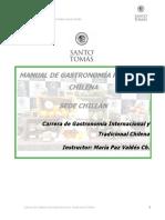 Manual de Cocina Regional Chillán