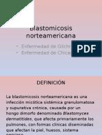 Blastomicosis