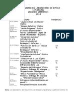 Programación de LCF 557 LCF502 Del 2S 2014Doc2