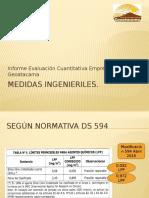 Medidas Ingenieriles, Administrativas y EPP