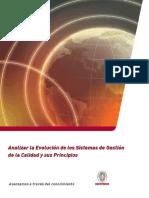 UC01 Analizar Evolucion SGC Principios