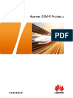 Huawei GSM-R Products