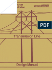 Transmission Line Design Manual