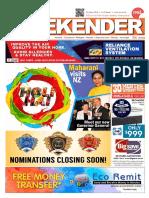 Indian Weekender 25 March 2016