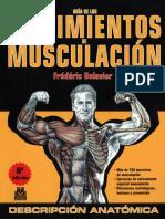 Guía de Los Movimientos de Musculación 6a Edición