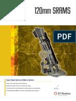120mm Super Rapid Advanced Mortar System (Srams)