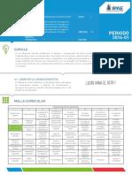 IPAE Sílabo Tecnicas de Comunicacion 2016