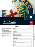 Manual Giulietta TCT