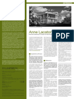 Entrevista a  Anne Lacaton