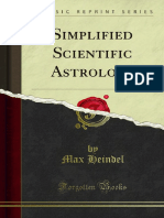 Simplified Scientific Astrology 1000000276