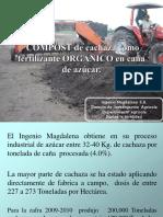 11,2 Compost de Cachaza