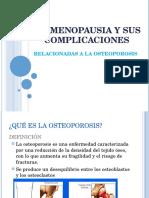 menopausia y sus complicaciones